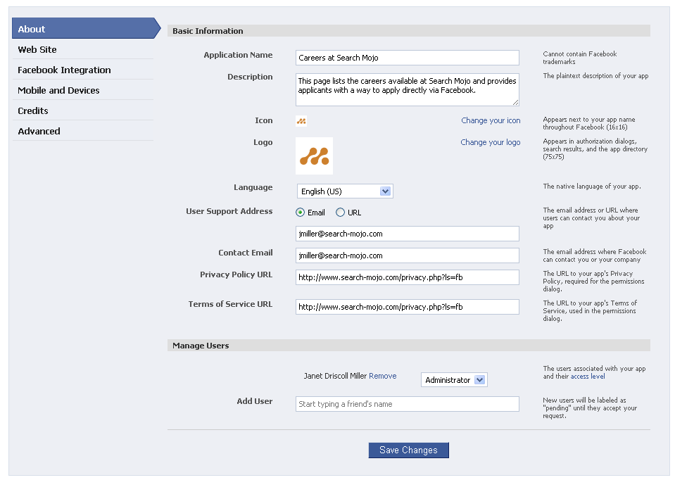 How to Create an iFrame-Based Facebook Tab Page - Marketing Mojo