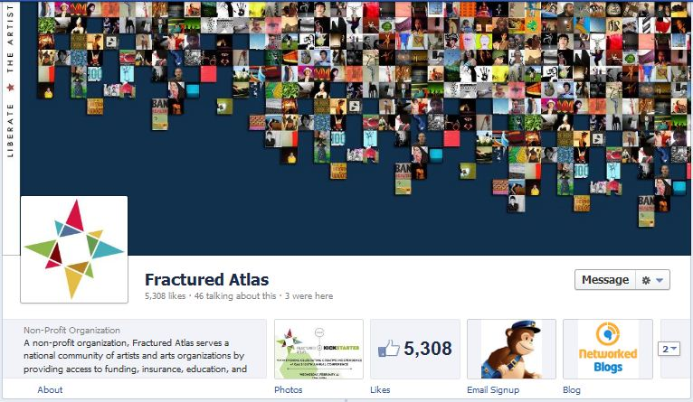 updated facebook pages with timeline marketing mojo