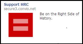 HRC Facebook ad