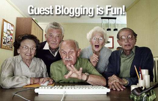 4 Reasons Why You Should Be Guest Blogging - Marketing Mojo