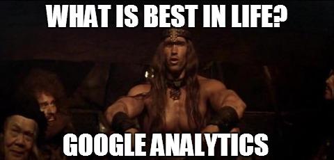Google Analytics is best in life