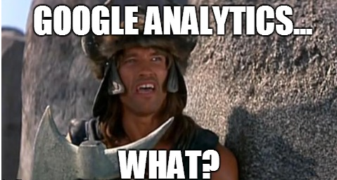 Google Analytics and Conan