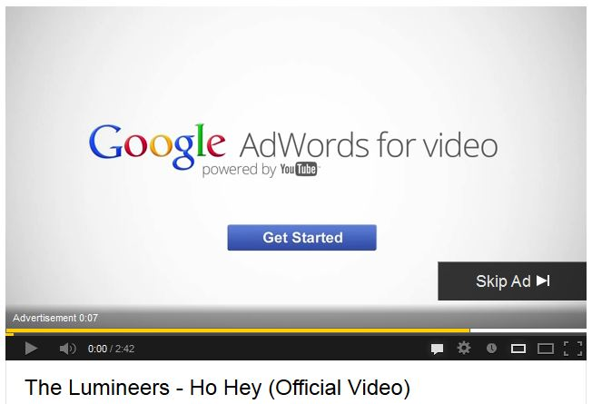 how to get google ads on youtube videos