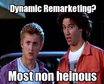 Adwords Dynamic Remarketing