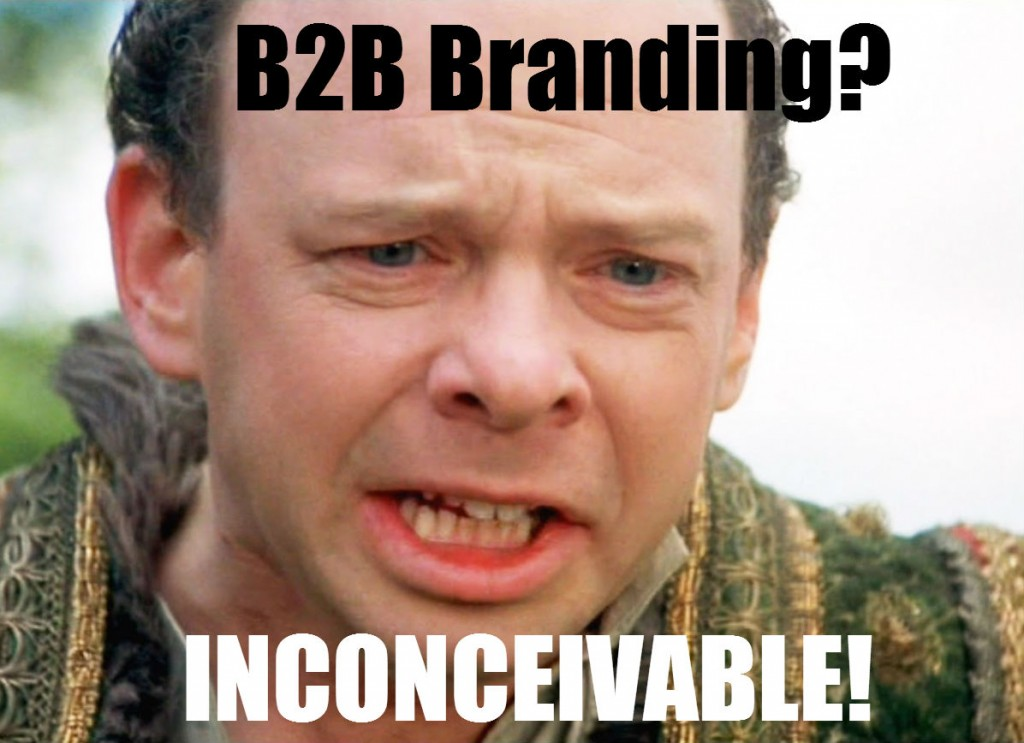 B2B Branding Inconceivable