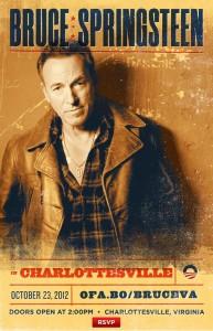 Bruce-Springsteen-2012-10-23-nTelos-Wireless-Pavilion-Charlottesville-VA_poster