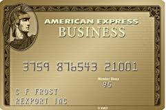 American Express Business Rewards Gold