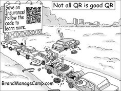 Not all QR is good QR