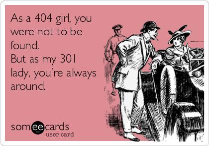 404 301 valentine