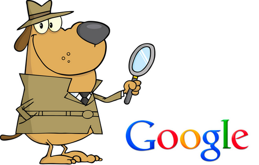 dog detective google search