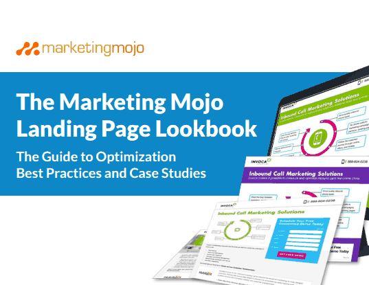 Landing Page Lookbook