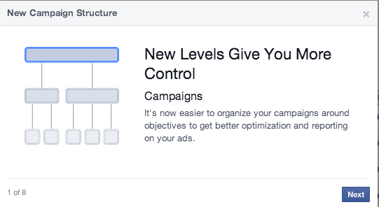 how to change the name of a facebook ad account