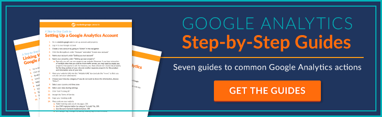 how to fix not set in google analytics