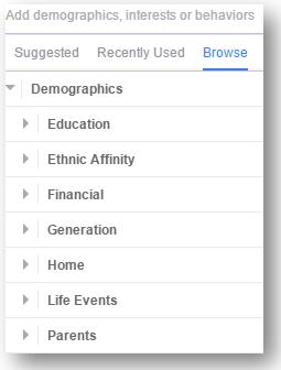 facebook-demographic-targeting