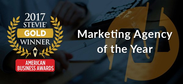 Marketing Agency of the Year 2017