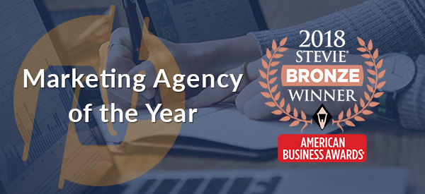 Marketing Agency of the Year 2018
